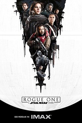 Rogue One: A Star Wars Story -- An IMAX 3D Experience