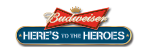 Budweiser Here's to the Heroes