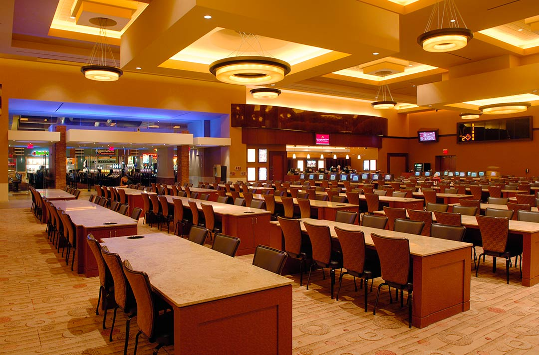 Bingo Hall at Station Casinos