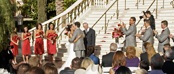 A wedding at Green Valley Ranch