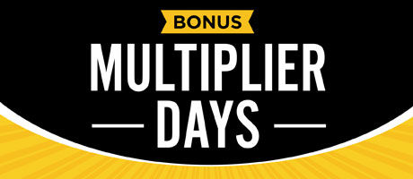 Bonus Multiplier Days
