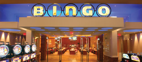 Red Rock Casino Resort & Spa bingo room