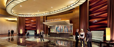 World class meeting and conference center inside a Station Casino hotel