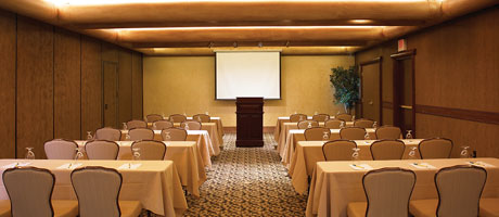 Meeting space inside Fiesta Henderson Hotel & Casino