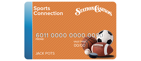 Sports Connection Online Sports Book Pre Paid Card