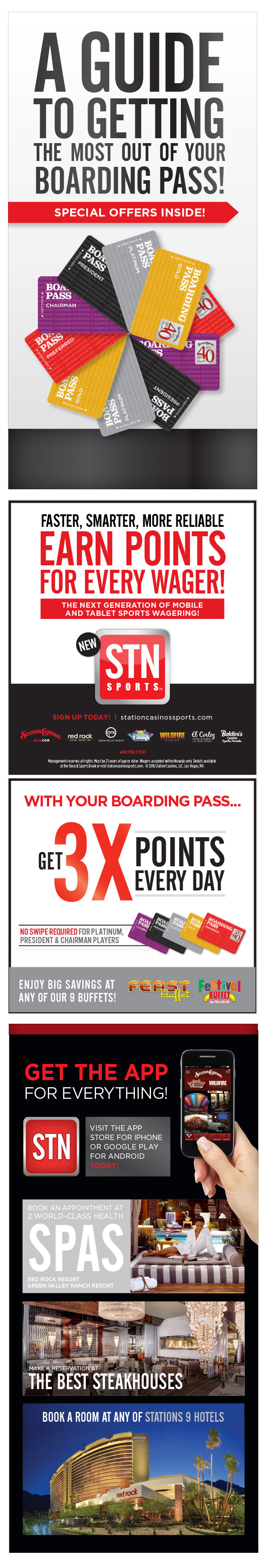 Station Casinos Boarding Pass Guide