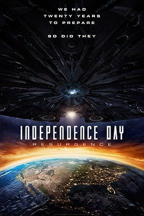 Independence Day: Resurgence -- An IMAX 3D Experience