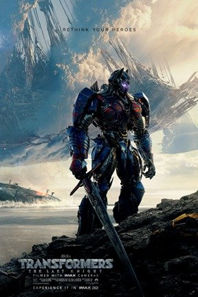 Transformers: The Last Knight -- An IMAX 3D Experience